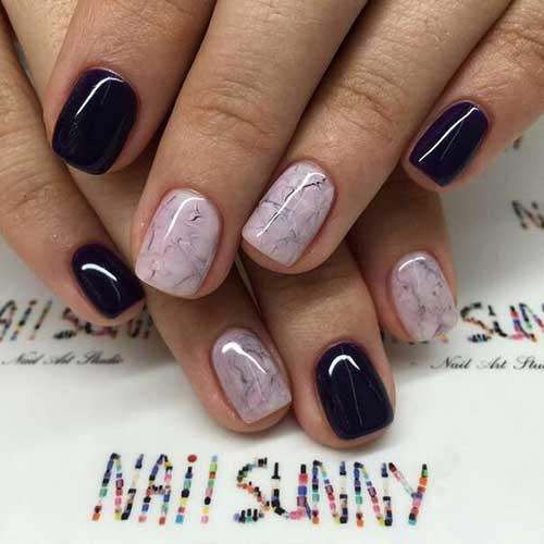 Short Nail Arts-11