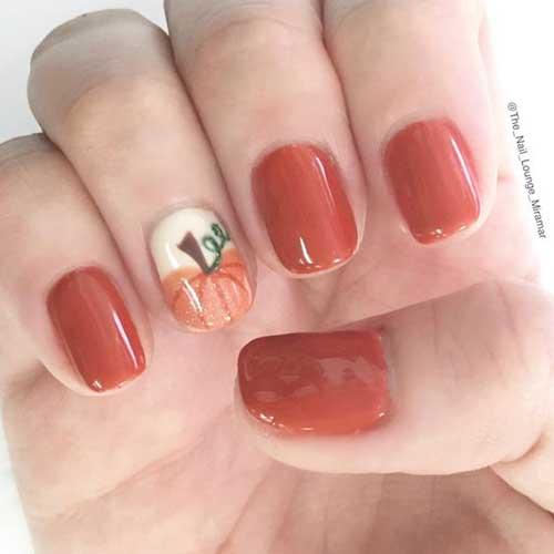 Fall Season Nail Designs-14