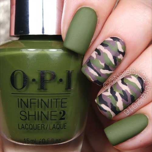 Absolutely Perfect Squoval Nail Shape Designs