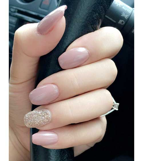 Cute Squoval Nail Shape