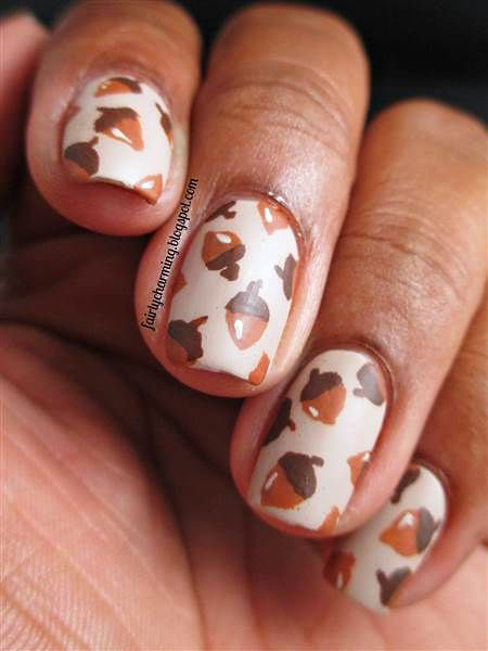 Pretty Nail, Nail, Fall, Manicure, Art, Pretty, Over, Fun