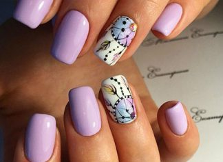 Nail art archives nail art designs 2017 25 popular ring finger nail art designs prinsesfo Images