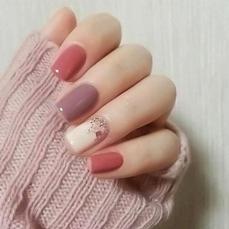 Fall Nail Art, Nail, 207, Polish, Manicure, Fall, Essie