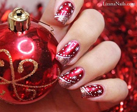 Stars Nail Polish, Nail, Christmas, Art, Stars, Polish