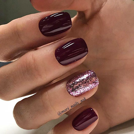 Dark Nail, Nail, Polish, Zoya, Opi, Fall, Essie, Design, Art
