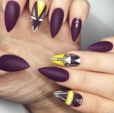 15 Funky Nail Art Ideas Nail Art Designs 2017