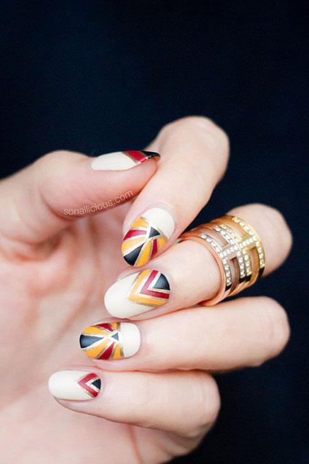 Fall 207 Nail, Nail, Fall, Art, 207, Manicure, Givenchy