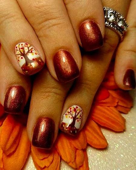 Autumn Nail, Nail, Fall, Autumn, Art, Styles, Queen, Design