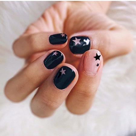 Stars Nail, Nail, Art, Stars, Star, Spring, Manicure, Kids