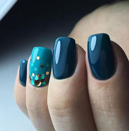 Blue Manicure, Nail, Blue, Manicure, Art, Season, Opi