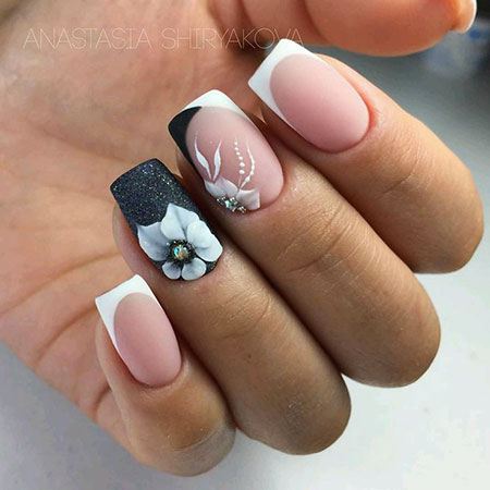 3D Nail, Nail, Design, Art, Very, Manicure, Different, Days