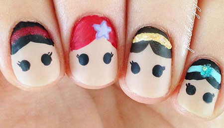 4 Nail Art Ideas For Kids 2017 2017113048 Nail Art Designs 2017