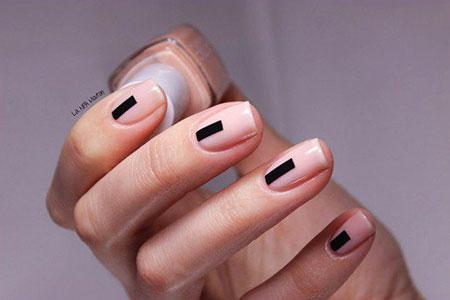 Minimalist Nail Art, Nail, Minimalist, Manicure, Art, Simple