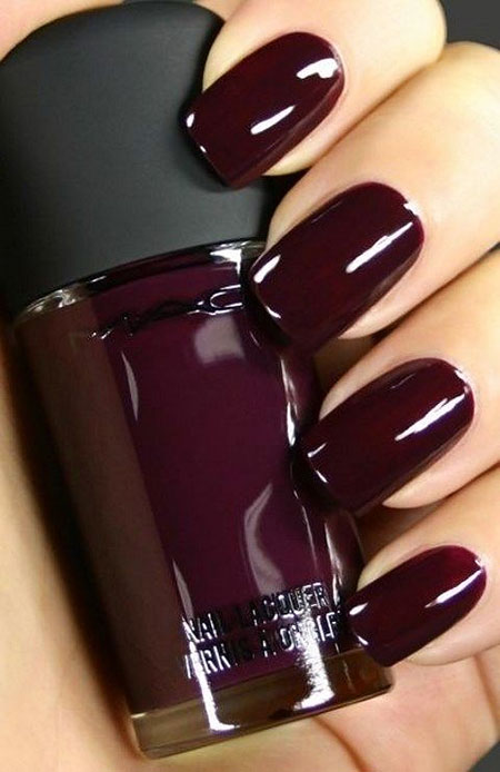 Easy Nail Design, Nail, Polish, Fall, Zoya, Small, Opi