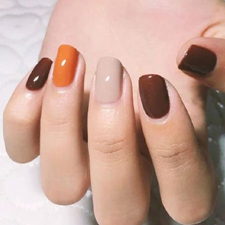 Nail Art Ideas for for Fall, Nail, Summer, Manicure, Fall