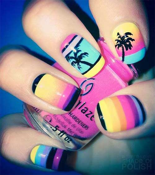 Best Summer Nail Designs for 2018-10