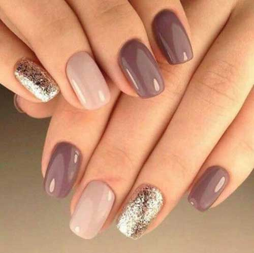 Short Simple Nail Designs-12