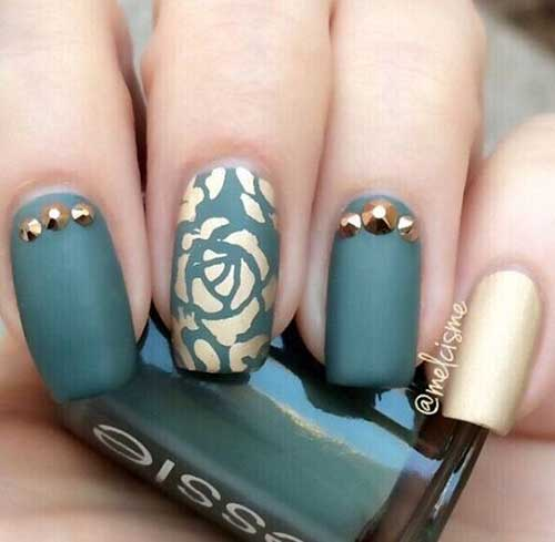 Best Summer Nail Designs for 2018-17