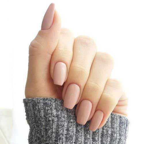 Short Simple Nail Designs-7