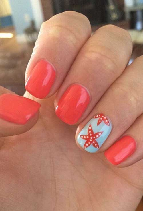 Best Summer Nail Designs for 2018-9