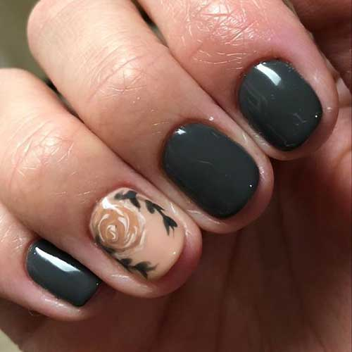 Short Simple Nail Designs