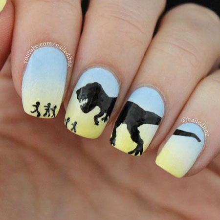Animal Nail Design, Ideas Moustache World Mustaches