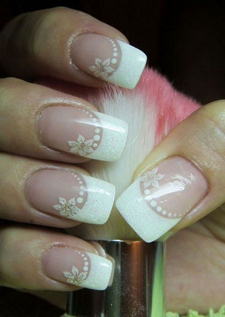 Wedding Fingernails Bride Ideas