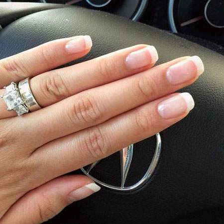 Manicure French Best Color
