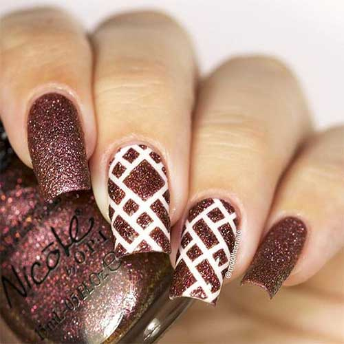 Square Shape Nail Designs-11