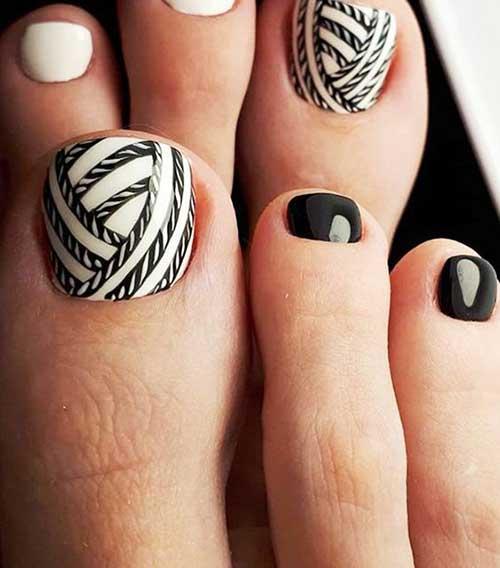 Toe Nail Arts-11