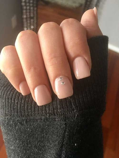 Square Shape Nail Designs-12