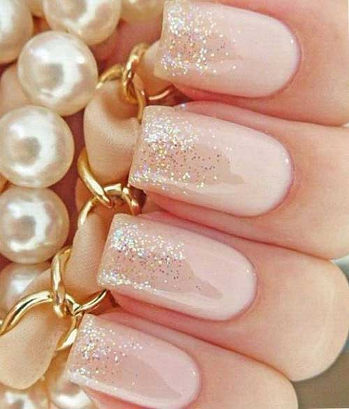 2018 Wedding Nail Designs-13