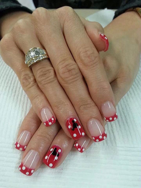 Disney Gel Little Shellac