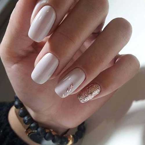 2018 Wedding Nail Designs-14