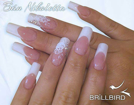 Bridal Nagelschere Nageldesign Ongles