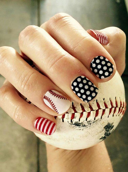 Jamberry Photo Polka White
