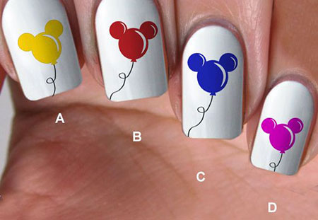 Disney Decals Mickey Fun