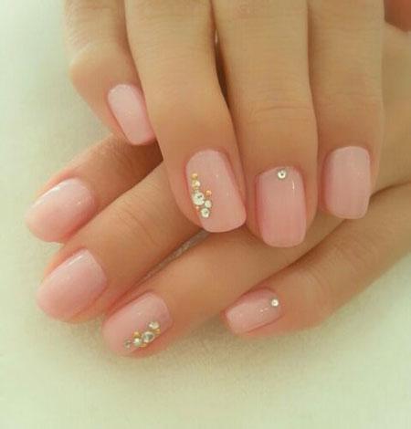 Manicure Nude Acrylic Toe