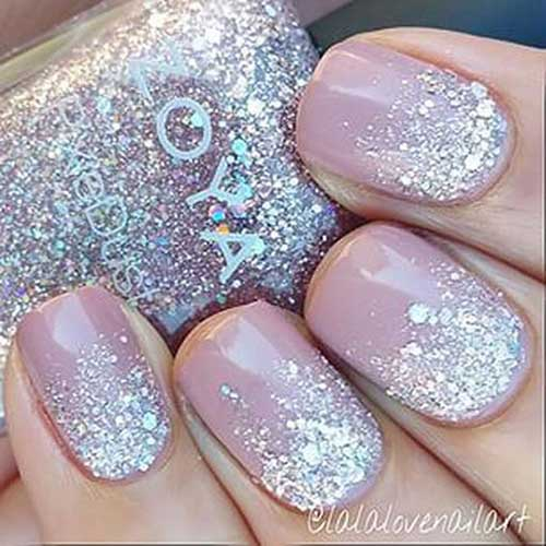 2018 Wedding Nail Designs-17