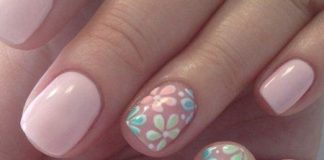 Easy Nail Flower Designs Archives Nail Art Designs 2017