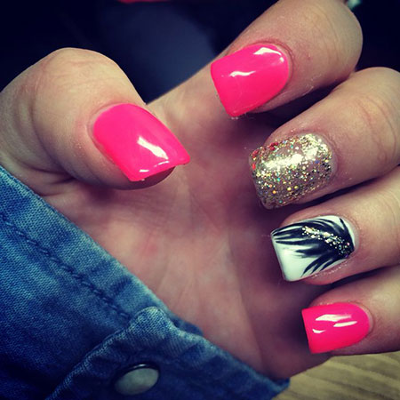 21-Cute-Fake-Nails-Designs-75 - 21-Cute-Fake-Nails-Designs-75 - Nail Art Designs 2017