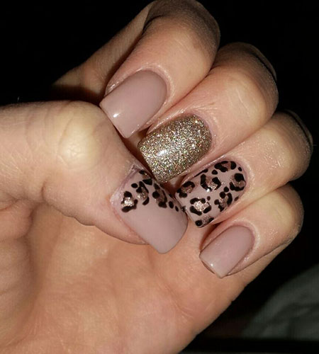 7 Cheetah Nail Design 313 Nail Art Designs 2017