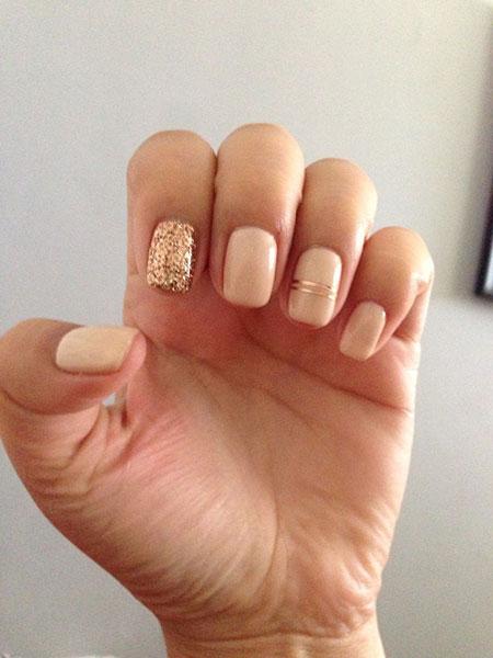 Gel Manicure Finger Manicures