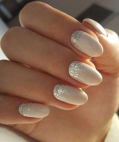 2018 Wedding Nail Designs-9