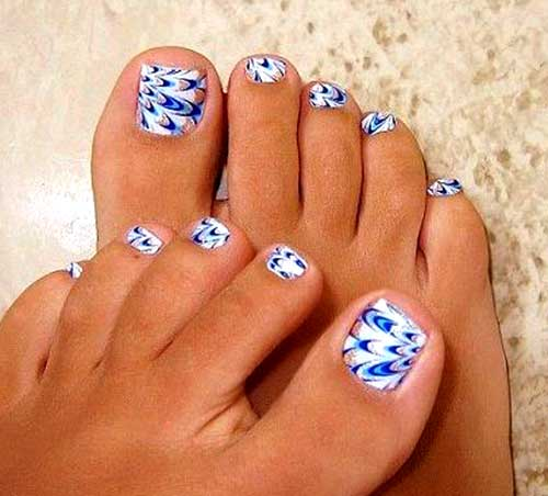 Ideas About Toe Nail Arts