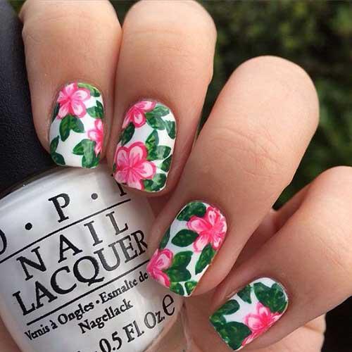 Vivid Color Nail Arts