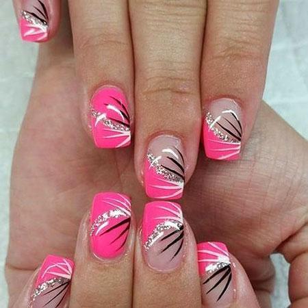 Nail Designs Zebra Nails