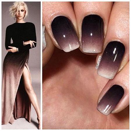Manicure Nail Ombre Polish