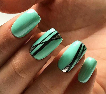 Manicure Nails Nail Geometric