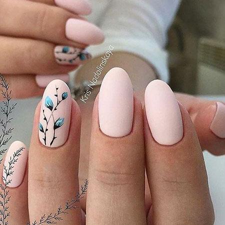 Nail Pink Nails Manicure